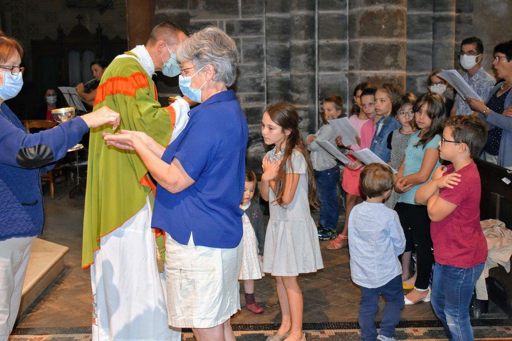 20 septembre : Messe de rentrée...