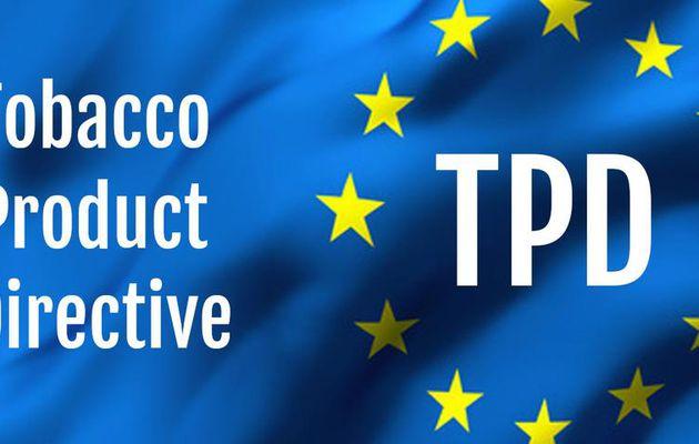 Dans l'éventualité d'une nouvelle Directive Tabac (TPD)