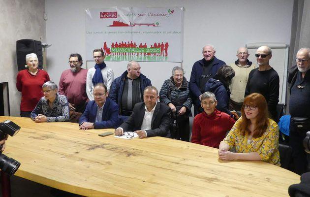 Municipales: la « seule liste de Gauche, écologiste et citoyenne » est officiellement déclarée