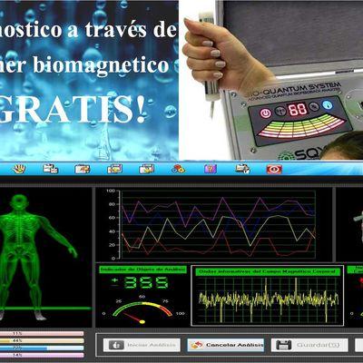 Escáner Biomagnético