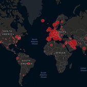 Où en est l'épidémie de coronavirus dans le monde ? Situation statistique au 24 mars 0h00 GMT - Ça n'empêche pas Nicolas