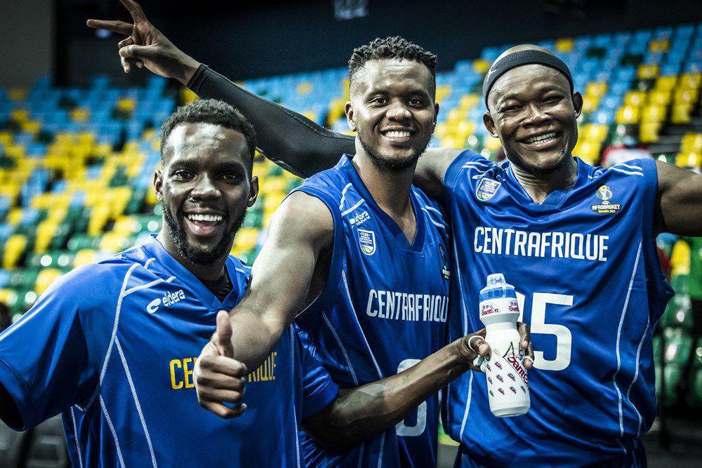 AfroBasket 2021 : Jimmy Djimrabaye sauve la République Centrafricaine d'une grosse désillusion