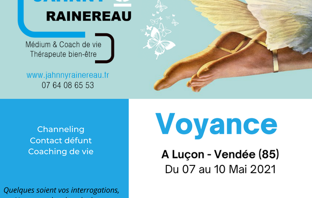 GUIDANCE VOYANCE COACHING EN VENDEE