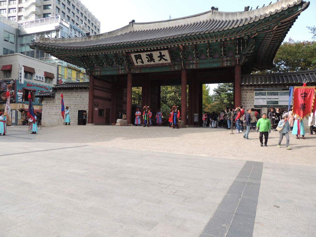 Seoul 1 - Sejong-daero