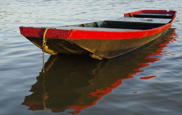 La barque, un poème de Andrés Sánchez Robayna