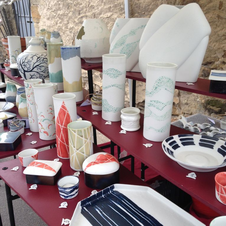 #ceramique #potier #ravel #2016 #charlotteblabla