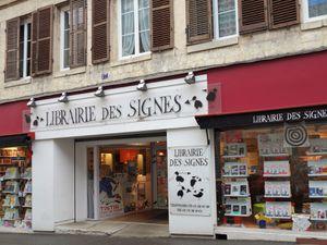 Un nouveau souffle pour la librairie des Signes de Compiègne