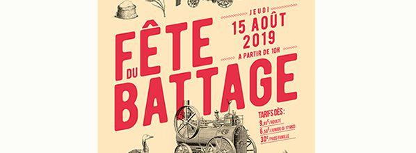 Fête du Battage aux Forges de Pyrène - 15 août 2019