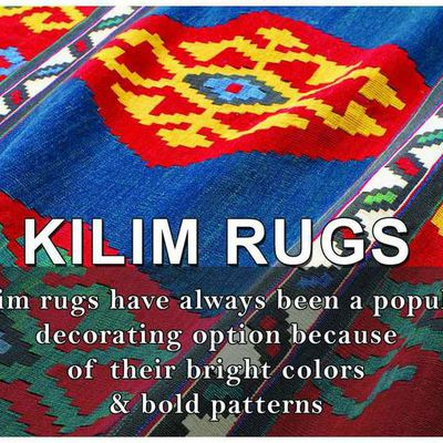 Kilim Rugs The Classic Decorative Rugs For Floor Covering