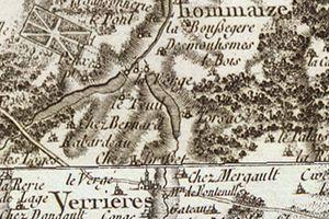 Carnet de route (12ème partie) : Visites de cimetières, recherches et découvertes de sépultures.