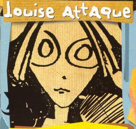 Une nouvelle chanson de Louise attaque, avec Gaëtan Roussel.