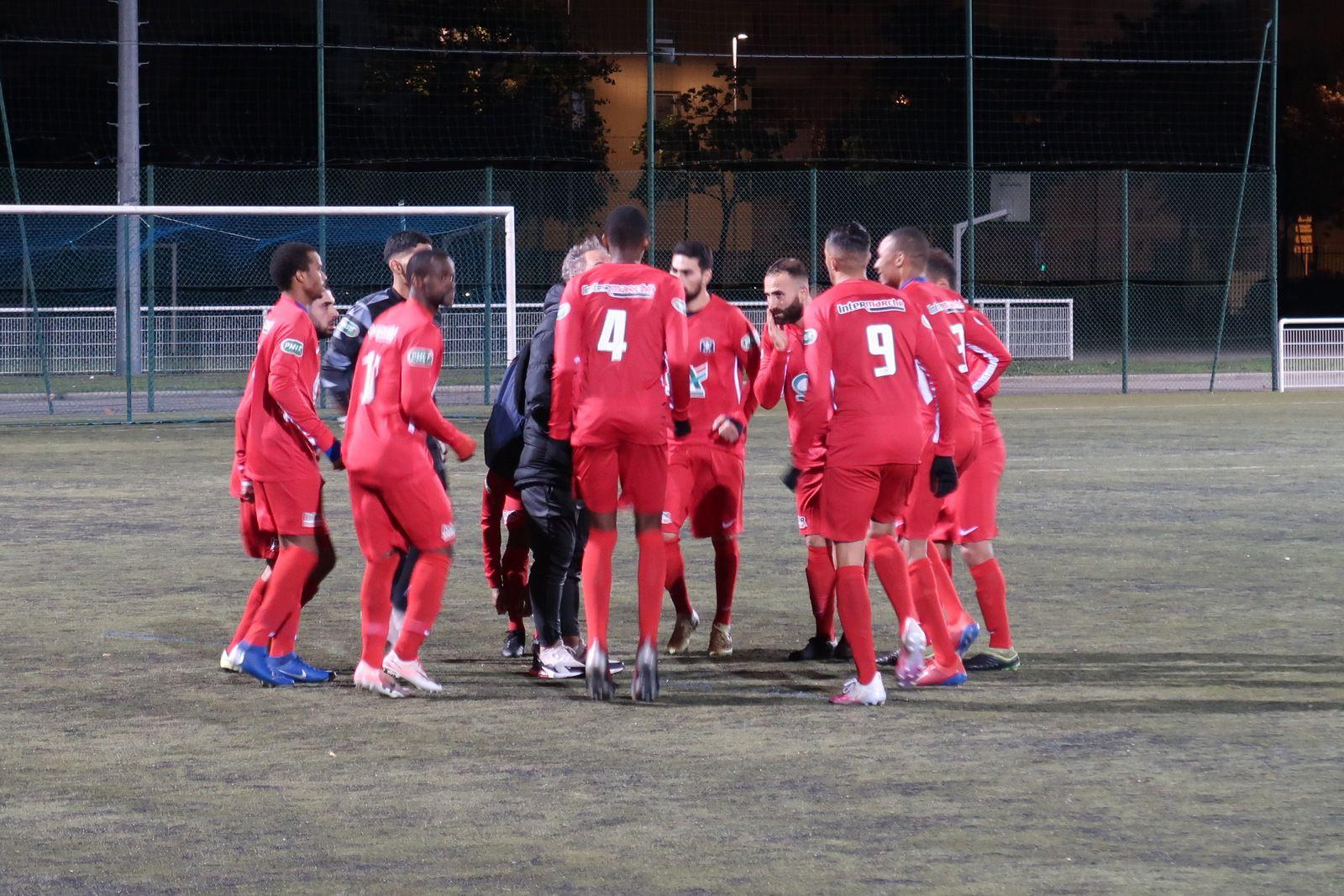 Reprise du championnat ce samedi à 17h au stade Laurent-Gerin pour l'équipe fanion de Vénissieux FC