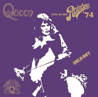 QUEEN - LIVE AT THE RAINBOW 74