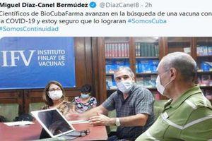 Un vaccin cubain en préparation contre le Covid-19