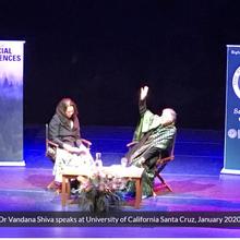 Vandana Shiva à UC Davis : le compte rendu de Mme Alison Van Eenennaam (2)