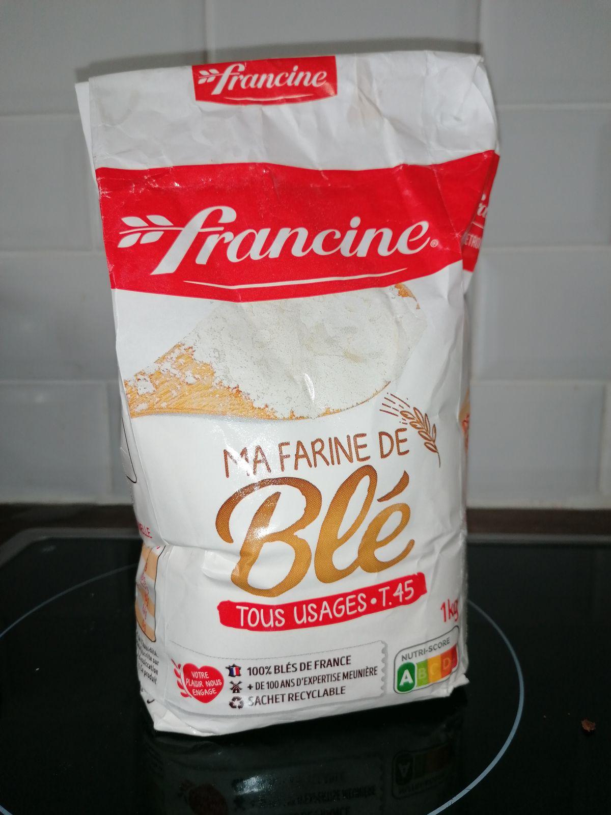 Mais de quelle farine s'agit-il ? © Emmie