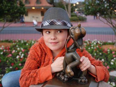 Escapade chez Mickey!