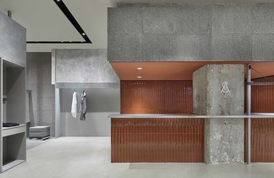 SAMO STORE IN CHINA, DESIGNED BY SO STUDIO