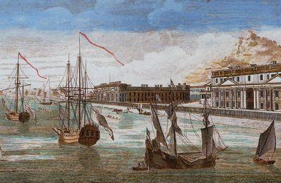 La bataille de Pondichéry.