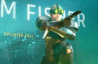 #E32019 : Ubisoft annonce le jeu mobile Tom Clancy's Elite Squad