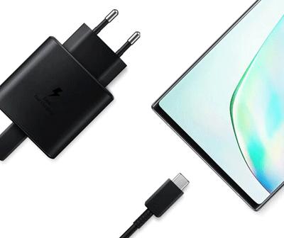 Samsung travaille sur une solution de charge rapide de 65 W