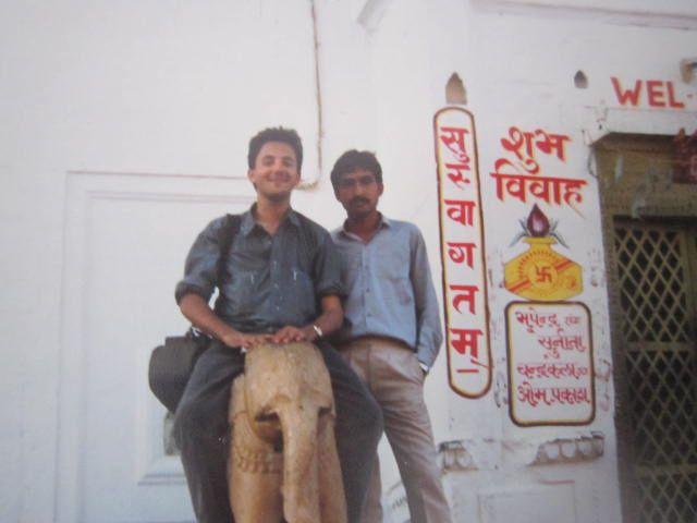 Album - Voyage en Inde (1988)