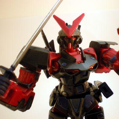 1/144 HG MBF-P02 Gundam Astray Red Frame