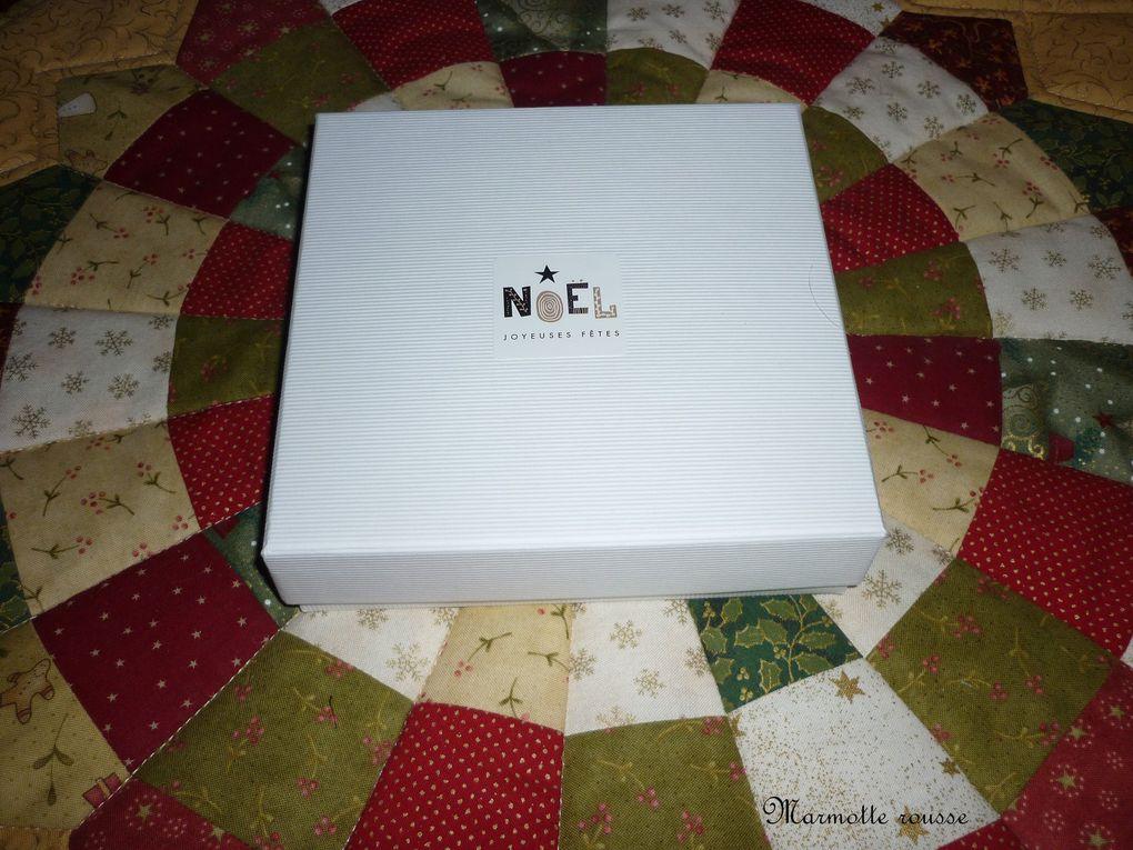 Patch' Box de Noël