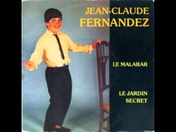 """jean Claude Fernandez, un chanteur français des années 1980 qui s'est illustré avec """"le malabar"""" et """"le jardin secret"""""""