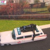 59 CADILLAC GHOSTBUSTERS ECTO-1 HOT WHEELS 1/64 - car-collector.net