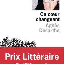 Ce coeur changeant - Agnès Desarthe