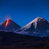 Quel volcan est en éruption? - Liste des volcans en éruption actuellement