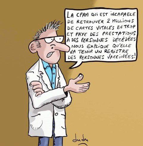 UN PEU D'HUMOUR EN CES TEMPS DE MOROSITÉ !