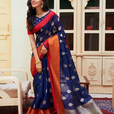 Origin and History of Linen Sarees in India