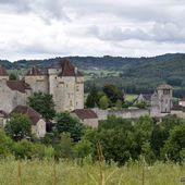 Curemonte, village médiéval du Midi-Corrézien - Les Photos de Sébastien Colpin
