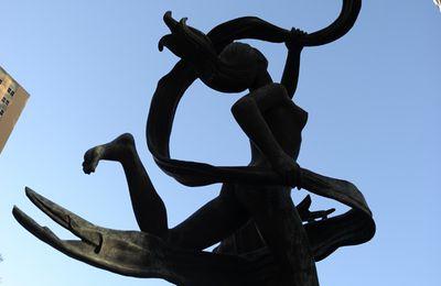 Un bronze de légèreté