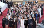 Cannes Festival: Simbolica manifestazionedi82 stars - Royal Monaco - J.M. Prioris