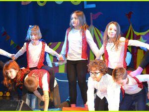 Spectacle : Le cirque !