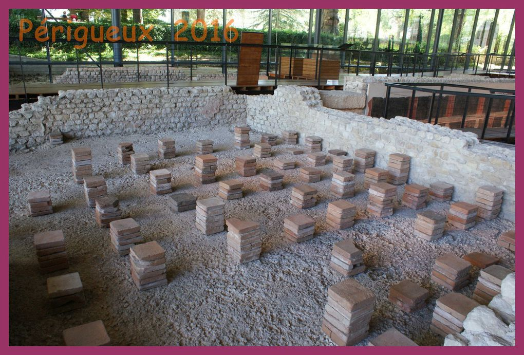 DIAPORAMA. Site musée Vesunna