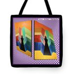 Art Panoply by Michaël BELLON - Tote Bag