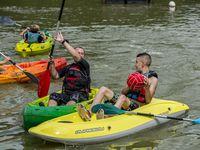 Stage multi activités nature (07/08/2014)
