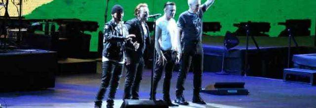 U2 -Sao Paulo Brésil 25/10/2017 Morumbi Stadium (4)