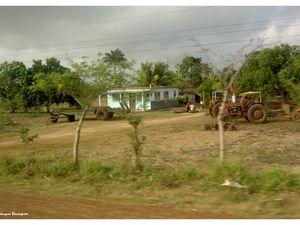 Transport à Cienfuegos de Cuba