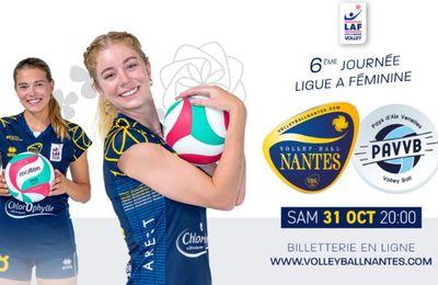 Nantes / Pays d'Aix Venelles (Ligue AF) en direct ce samedi sur Sport en France !