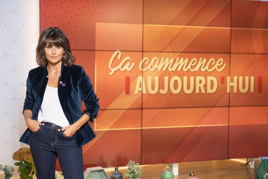 """""""Ça Commence Aujourd'hui"""" fait sa rentrée avec des nouveautés ce lundi sur France 2"""