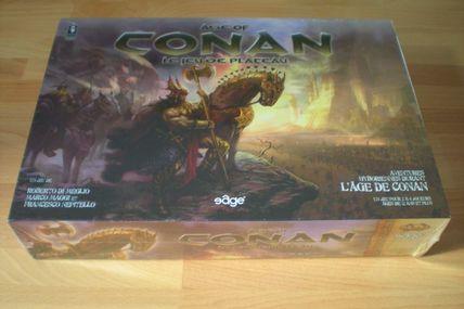 """""""Age of Conan"""". Testé et approuvé"""