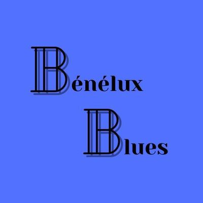 BENELUX BLUES #5 - Walter Broes