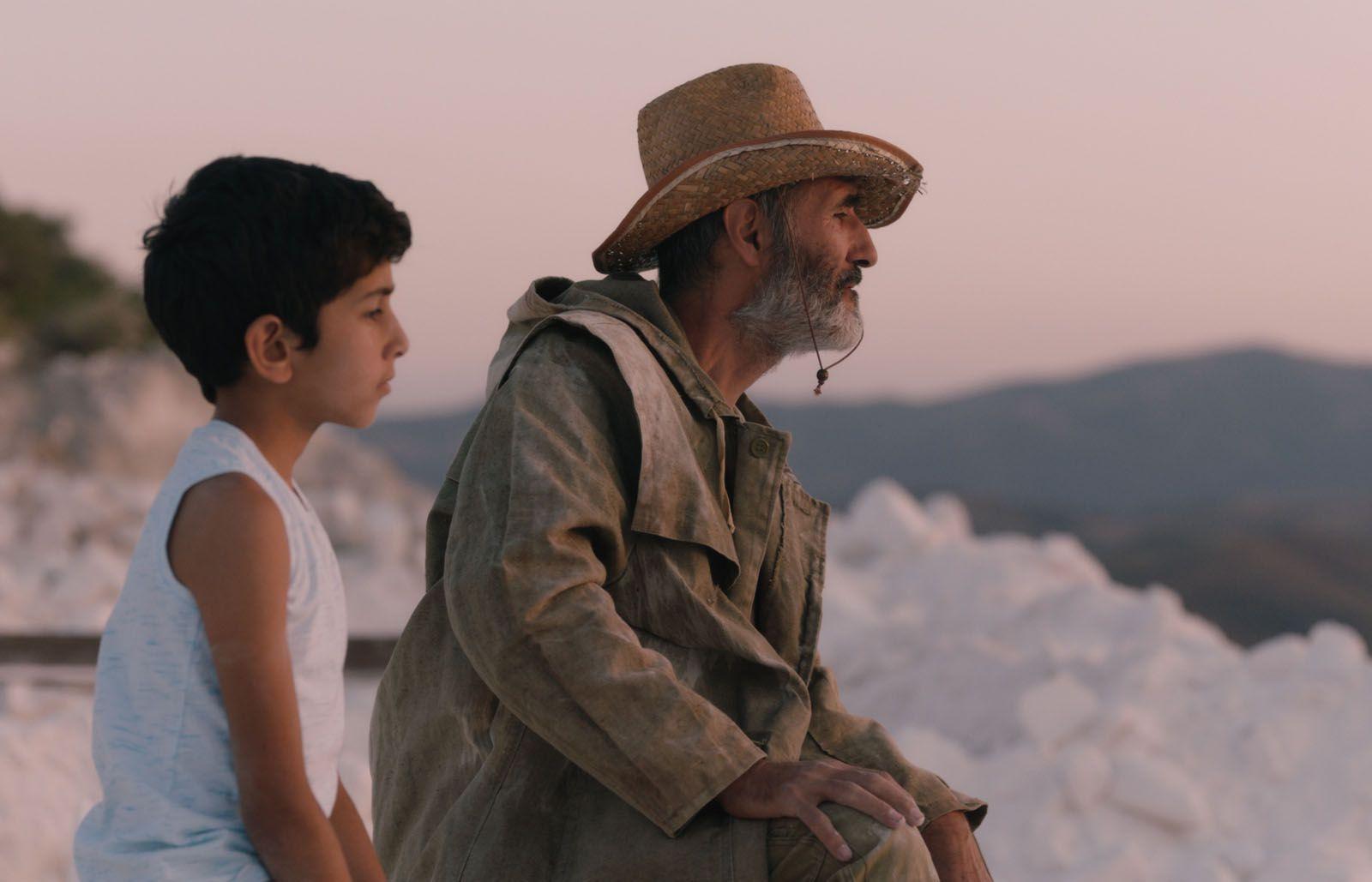 Si le vent tombe (BANDE-ANNONCE) avec Grégoire Colin, Hayk Bakhryan, Arman Navasardyan - Le 20 janvier 2021 au cinéma