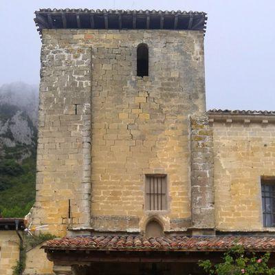 Sur le chemin de Saint Ignace de Loyola à Manresa : étape de Genevilla à La Guardia