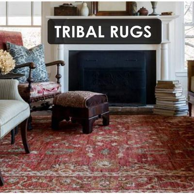 Decorate Your Home With Tribal Rugs!
